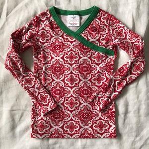 Hanna Andersson // Holiday Pajama Top